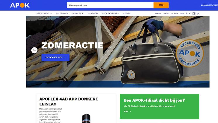 APOK website