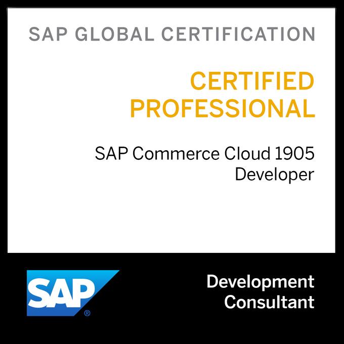 SAP Dev Badge