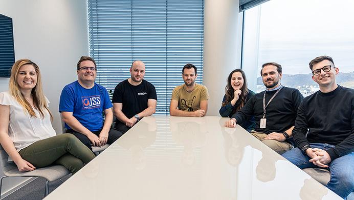 Sitecore team at ACTUM Digital